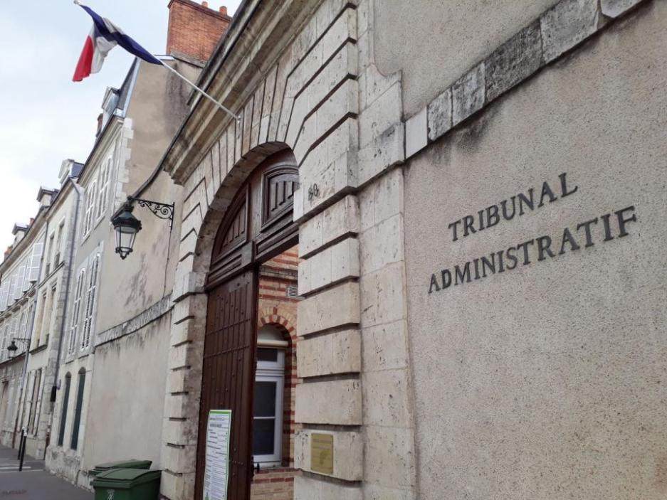 Tribunal Administratif d'Orléans à ORLÉANS - Maître Germain YAMBA Avocat - Docteur en Droit - TOURS 37